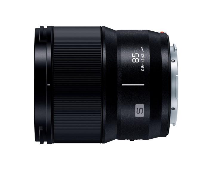 パナソニック「LUMIX S 85mm F1.8」
