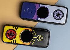Insta360 ONE X2の「NARUTO」コラボモデルが登場。「うずまきナルト」と「うちはサスケ」の2機種。