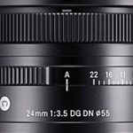 "<span class=""title"">シグマから「24mm F3.5 DG DN 