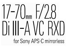 17-70mm F/2.8 Di III-A VC RXD