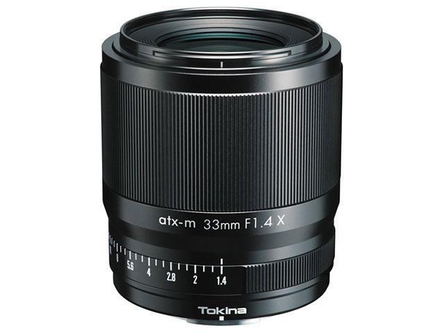 tx-m 33mm F1.4 X