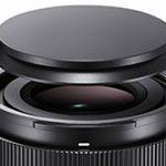 シグマの「Magnetic Lens Cap」のリーク画像。マグネット式で脱着可能のレンズキャップ!?