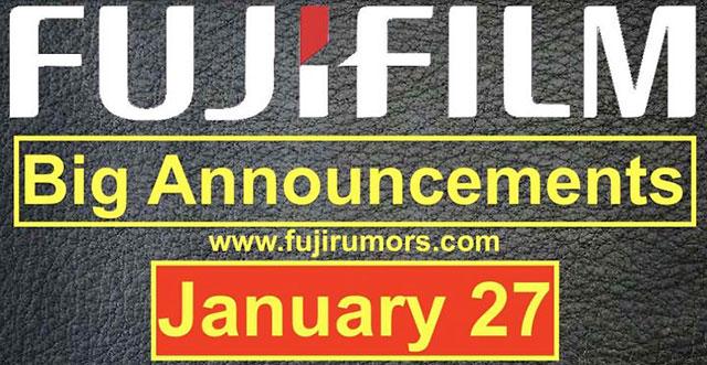 富士フイルムの年明けの新製品発表は2021年1月27日になる!?「GFX 100S」や「X-E4」などが登場!?