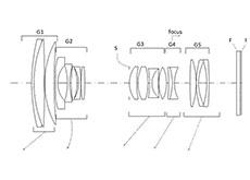 シグマのフルサイズミラーレス用レンズ「28-200mm F3.4-5.6」の特許