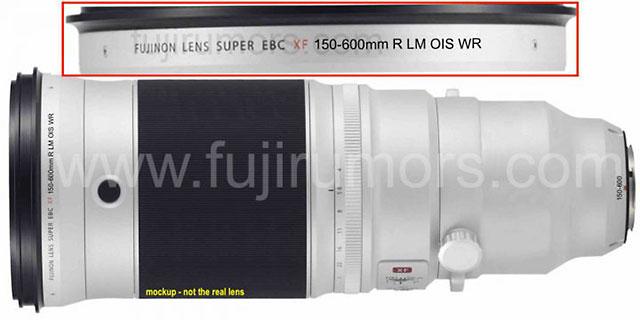 富士フイルムがXマウント用レンズ「XF150-600mm」を開発中!?