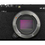 富士フイルム「X-E4」の製品画像とスペック情報リークされた模様。