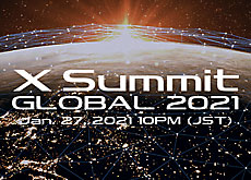 X Summit GLOBAL 2021