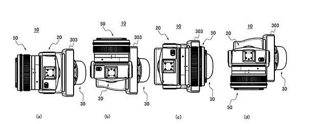 キヤノンが「Osmo Pro/Raw」に似た、グリップ一体型レンズ交換式カメラを開発中!?