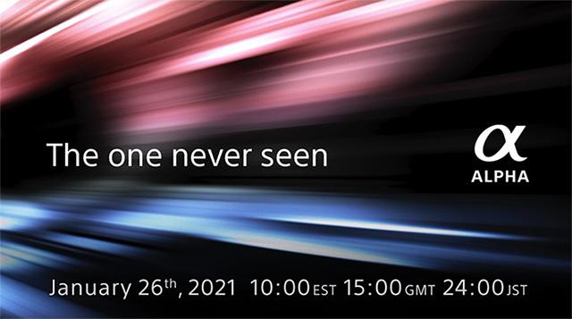 ソニーが今夜発表する新商品は「気が狂ったような高感度性能」で、新シリーズの「α1」!?