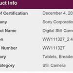 ソニーが登録している3台の未発表カメラは、2月中旬に発表される!?