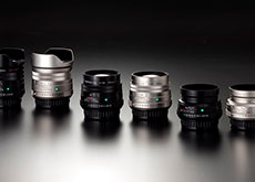 「HD PENTAX-FA 31mm F1.8 Limited」「HD PENTAX-FA 43mm F1.9 Limited」「HD PENTAX-FA 77mm F1.8 Limited」を正式発表。