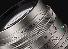 HD PENTAX-FA 77mm F1.8 Limited