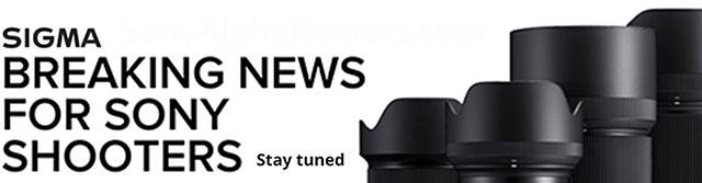 シグマが2月24日にタムロン「28-75mm F/2.8 Di III RXD」のライバルとなるズームレンズを発表する!?