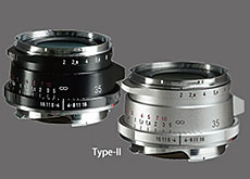 ULTRON Vintage Line 35mm F2 Aspherical Type II VM