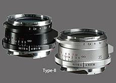 ULTRON Vintage Line 35mm F2 Aspherical Type II VM