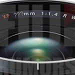 富士フイルムから「XF18mmF1.4」以外に、もう一本のXF F1.4単焦点レンズが登場する!?