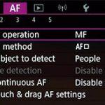 キヤノンのEOS Rフラッグシップ機「EOS R1」は、新しいメニューを採用し旧式メニューと切り替え可能になる!?
