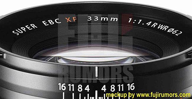 XF33mmF1.4 R WR