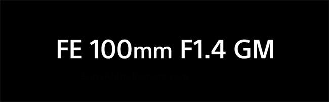 ソニーが5月に「FE 100mm F1.4 GM」と「FE 70mm F2.8 Macro G」を発表する!?