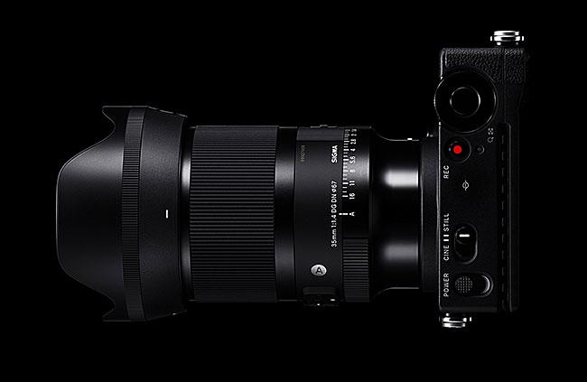 SIGMA 35mm F1.4 DG DN | Art