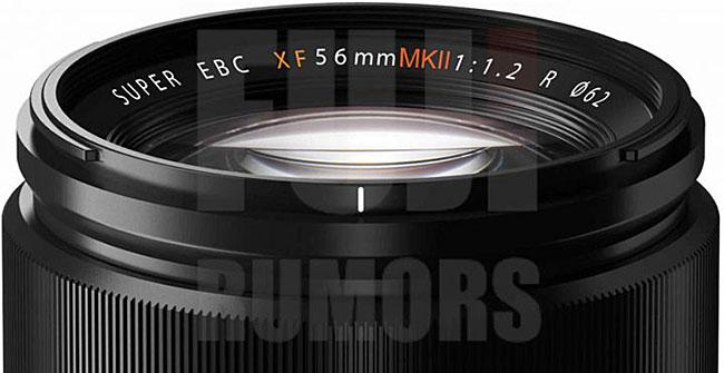 富士フイルムが「XF23mmF1.4 MKII」と「XF56mmF1.2 MKII」を開発中!?