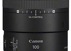 キヤノン「RF100mm F2.8 L MACRO IS USM」「RF400mm F2.8 L IS USM」「RF600mm F4 L IS USM」の価格情報。