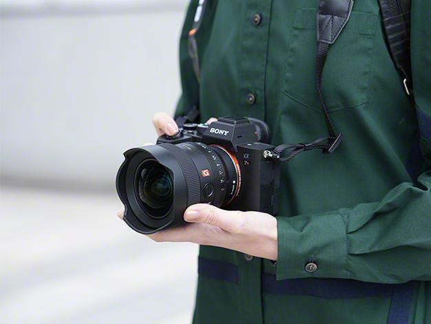 ソニー「FE 14mm F1.8 GM」