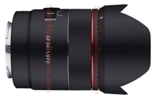 SAMYANGの天体写真向けレンズはフルサイズEマウント用で「24mm F1.8」になる!?「これまでにない機能」が搭載されている!?