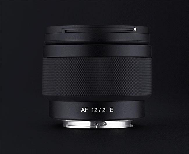 AF 12mm F2.0 E