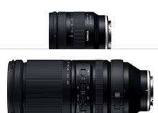 タムロンから4月22日にフルサイズ用「150-500mm F/5-6.7 Di III VC VXD」とAPS-C用「11-20mm F/2.8 Di III-A RXD」が登場する模様。