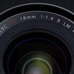 富士フイルムが「XF18mmF1.4 R LM WR」を正式発表。