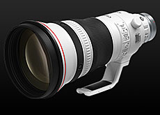 キヤノンが「RF400mm F2.8 L IS USM」「RF600mm F4 L IS USM」を正式発表。