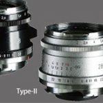 フォクトレンダー「ULTRON Vintage Line 28mm F2 Aspherical VM」正式発表。Type I(ブラック)、Type II(シルバー・ブラック)の外装を選択可能。