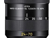 ライカ「VARIO-ELMARIT-SL 24-70mm f/2.8 ASPH.」