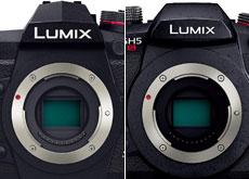 パナソニック「LUMIX GH5S」へ動画RAWデータ出力や頭部認識が追加されるファームウェアが登場する模様。「LUMIX G9」も。