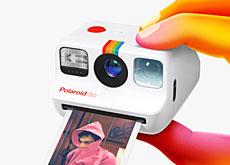 世界最小インスタントカメラ「Polaroid Go」