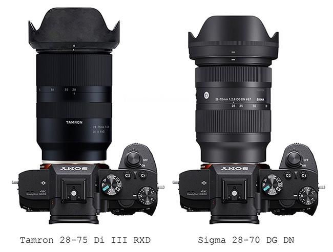 ソニーがフルサイズEマウント用レンズ「FE 28-75mm F2.8」を開発中!?