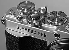 「OLYMPUS PEN E-P7」