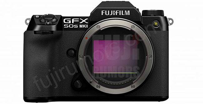富士フイルム「GFX 50S MKII」は「GFX100S」と全く同じボディになる!?
