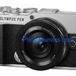OMデジタルから「OLYMPUS PEN E-P7」が登場する模様。製品画像がリーク。