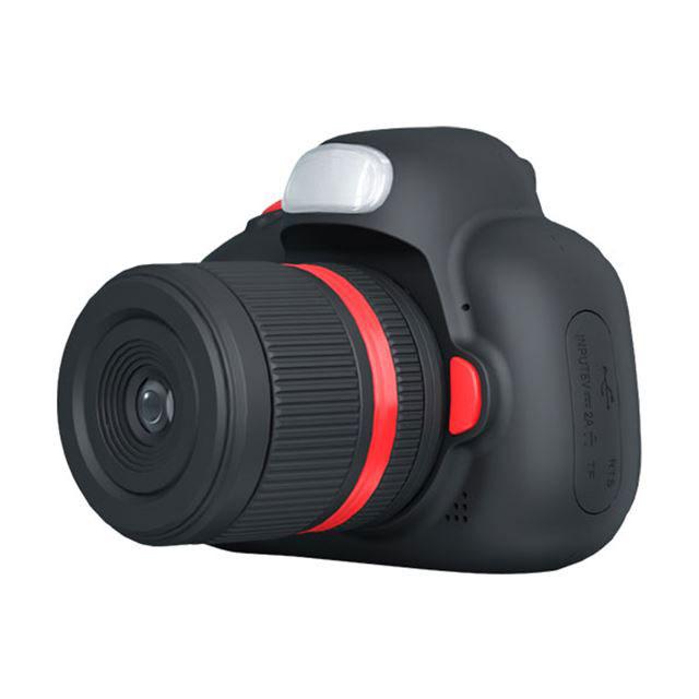 20倍ズームで4800万画素で税込9,350円の子供向けカメラ「キッズカメラPROMAX」