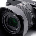 ZV-1やPowerShot G7 Xシリーズ用バヨネットマウントアダプター「UX-Tube Extension Tube」。対応コンバージョンレンズで換算16mmなどに対応。