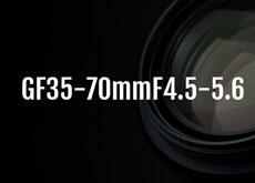 GF35-70mmF4.5-5.6 WR