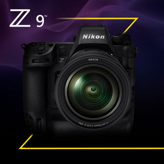 ニコン「Z 9」の写真家のテストが8月にスタートする!?