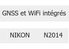 ニコンの未発表カメラ「N2014」には、GNSS(GPS等の衛星測位システム)が搭載される模様。