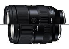 タムロンがフルサイズEマウント用レンズ「28-75mm F/2.8 Di III VXD G2」(Model A063)と「35-150mm F/2-2.8 Di III VXD」(Model A058)を開発発表。