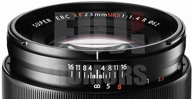 富士フイルムが9月2日に「XF23mmF1.4 MKII」も発表する!?