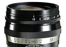 フォクトレンダー「HELIAR classic 50mm F1.5 VM」