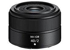 ニコン「NIKKOR Z 40mm f/2」がもうすぐ正式発表される!?