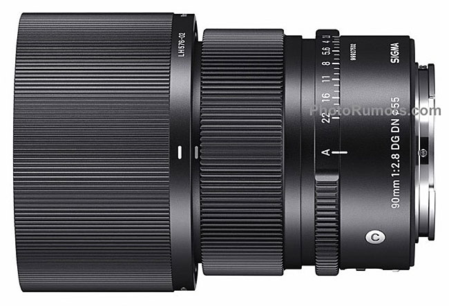 90mm F2.8 DG DN | Contemporary